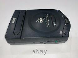 Sega Genesis CDX System Console OEM Power Supply AV Cable, Controller + Games #2