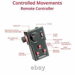 Shootvilla 240° Curve Video Camera Sliding Track with Motion Control System HDV