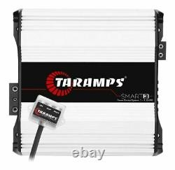 TARAMPS Smart 3 Power Control System 1 2 Ohms Class D Car Mono Amplifier 3000W