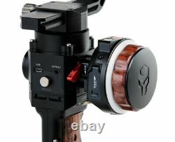TILTA Focus Nucleus Wireless N s Lens Ronin WLC-T04 System Follow Nano Control