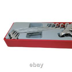 Teng 11pc Double Ring Spanner Set 6-32mm Metric TTX6311 In Tool Control System
