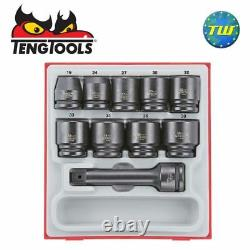 Teng 16pc 3/4 Drive Impact Socket Set TTD9416 Tool Control System