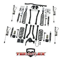 TeraFlex 3 Sport S/T3 Lift Kit with Fox Shocks For 07-18 Jeep Wrangler JK 2 Door