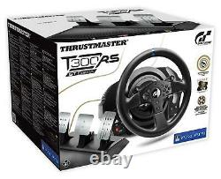 Thrustmaster T300 RS Racing Wheel GT Edition for PS4 New Dual-belt System