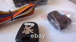 Universal Remote Control Car Central Locking System Keyless Entry Fits Peugeot