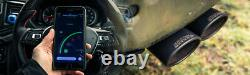 VW Amarok 3.0 V6 TDI Milltek Sport Exhaust System Active Sound Control New Tones