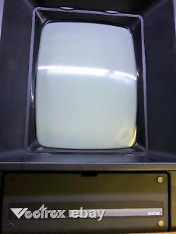 Vectrex Arcade Video Game System Controller 3 Games Mint All Original Box Manual