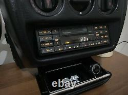 Vintage Technics Car Radio Cassette CD Control Stereo DOLBY SYSTEM Made In Japan