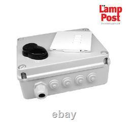 Wisebox Wise Box Kit Wireless Outdoor Lighting Control System IP54 WISEBOXKIT
