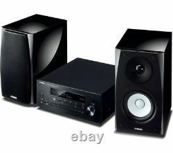 YAMAHA MusicCast MCR-N570D Wireless Multi-room Traditional Hi-Fi System Currys