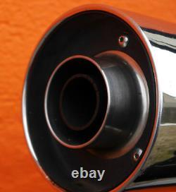 Yamaha XJR 1200 & XJR 1300 SP/4PU verstellbarer Sound für Original Auspuff