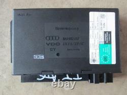 ZV Steuergerät Audi TT 8N Türverriegelung 8N8962267